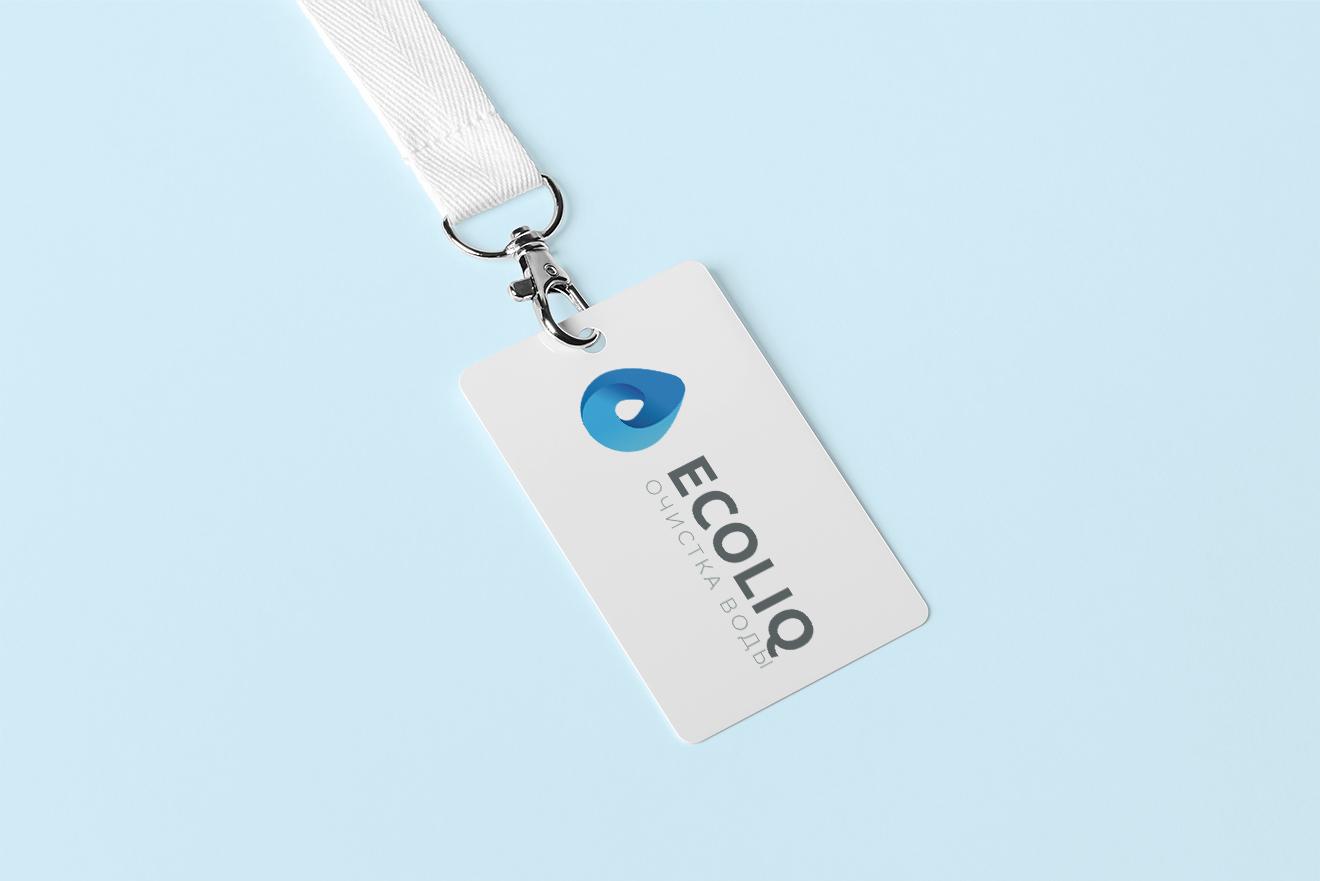 Логотип ECOLIQ